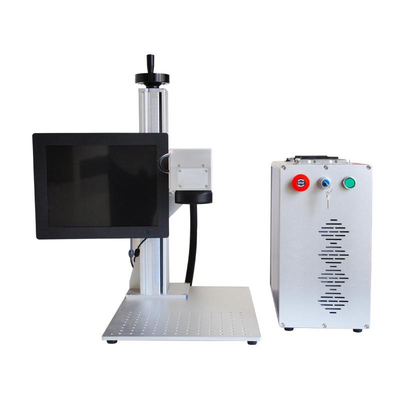 一体式光纤激光打标机