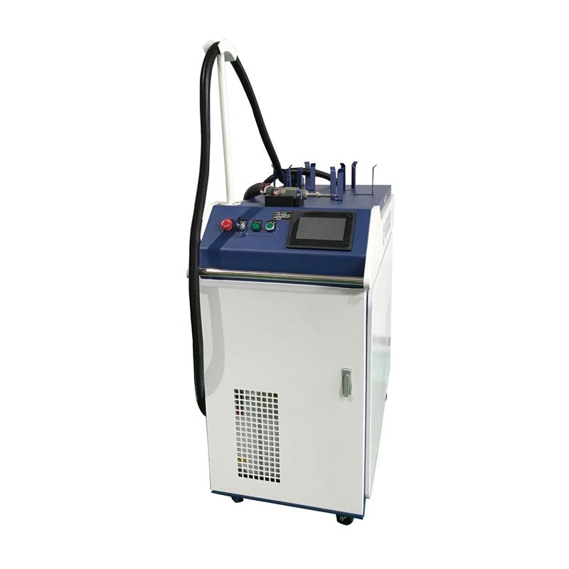 手持式光纤激光焊接机