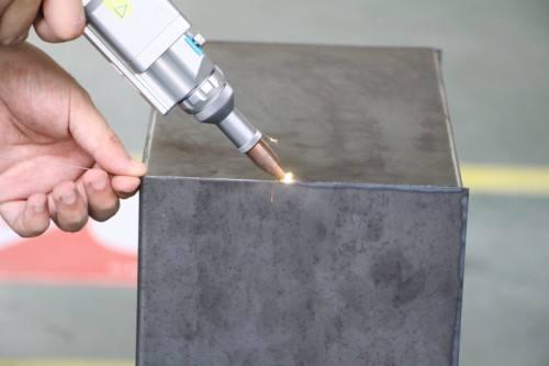 激光焊接图