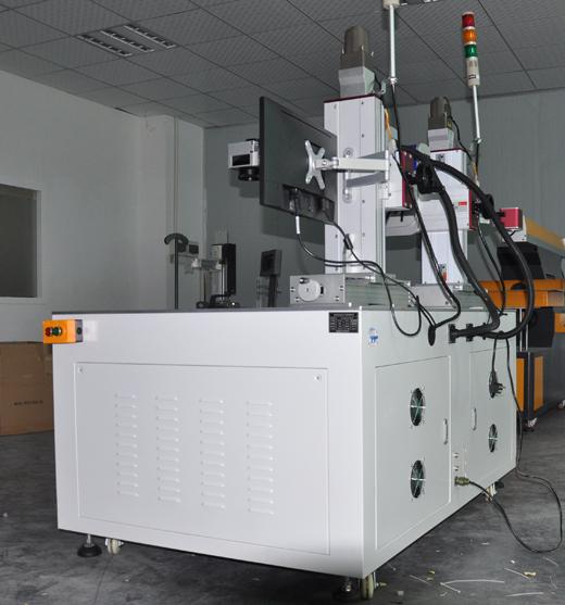 光纤激光打标机2