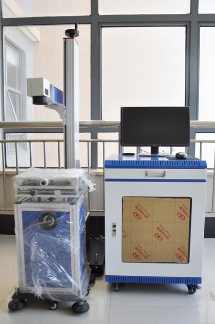 光纤激光打标机1