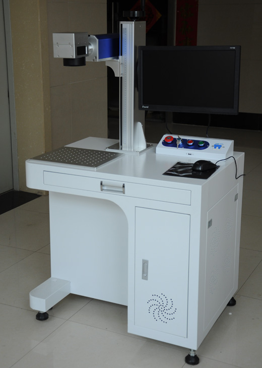 MOPA激光打标机2