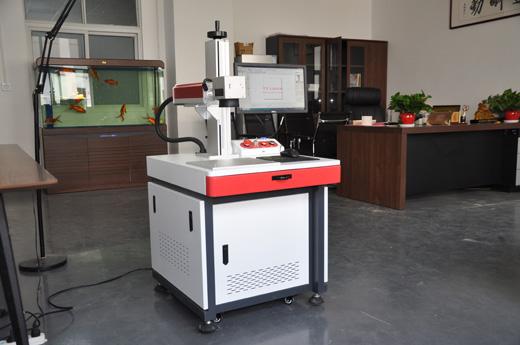 金属激光打标机1