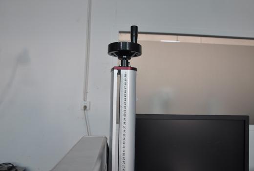 光纤激光打标机立柱部分