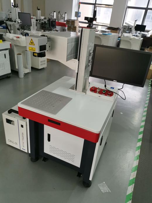 紫外激光打标机1