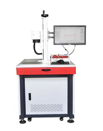 标准台式光纤激光打标机