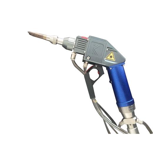 手持激光焊接机焊接头